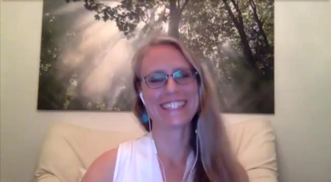 Lancement -Livre Méditer la terre vue de interieur - Nadine Bachand